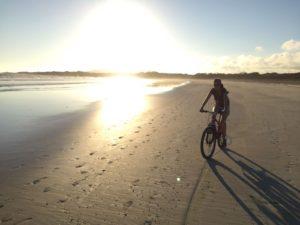 Isabela by bike